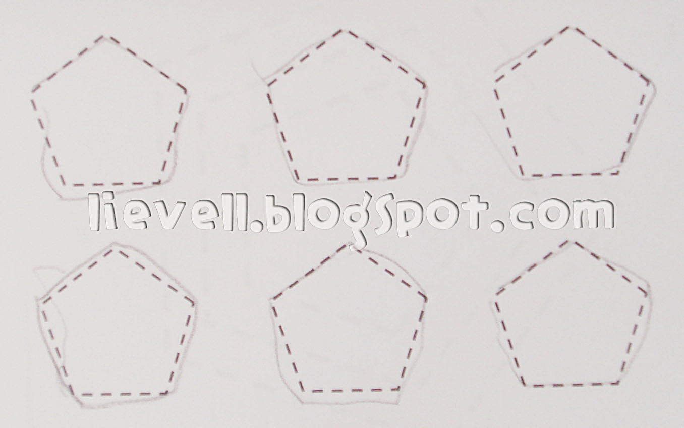 Simply-hood: Workbook : Shape Pentagon