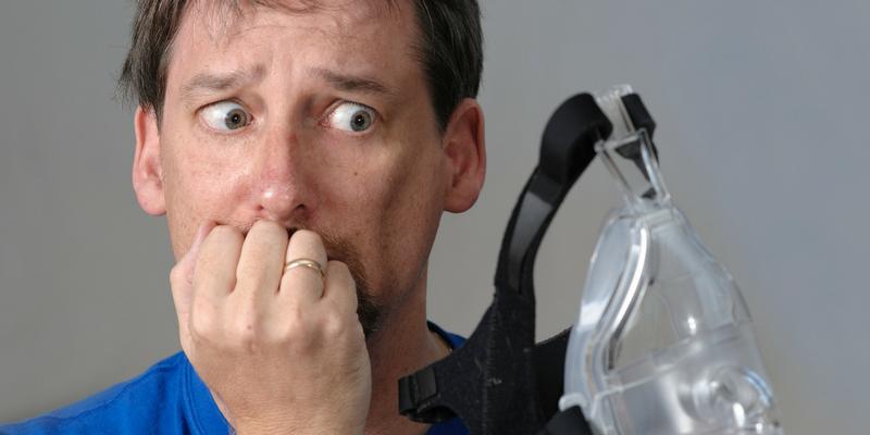 O komforcie oddechowym. Jak się oddycha na CPAP, BiPAP albo ASV?