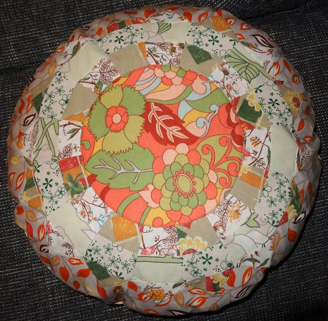Jesienna poduszka