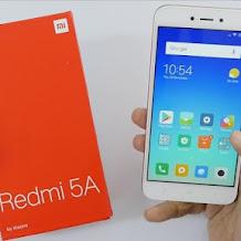 Xiaomi Redmi 5A Mendapatkan Update Resmi Android Oreo 8.1