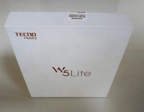 Tecno W5 full specifications