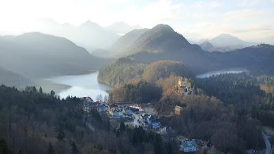 Hohenschwangau y los lagos Alpseen y Schwan