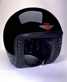 Davida Jet helmets