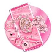 Pink Silky Theme APK