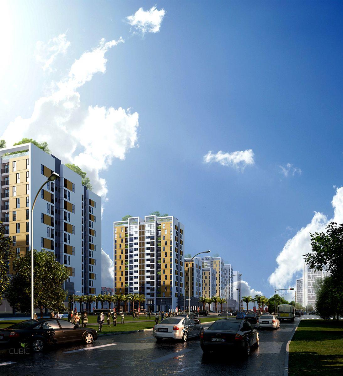 Chung cư Mipec Highrise Kiến Hưng Hà Đông