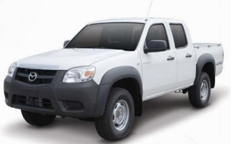 2012 Mazda BT-50 Double cab LHD 4WD pick up for South Sudan to ...