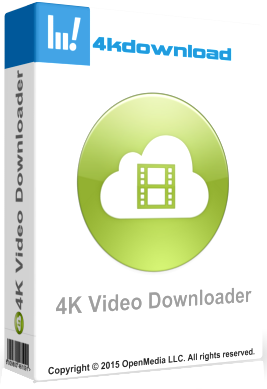 4K Video Downloader 4.3.1.2205 poster box cover