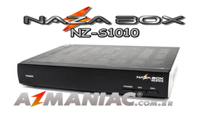 Nazabox NZ-S1010 HD