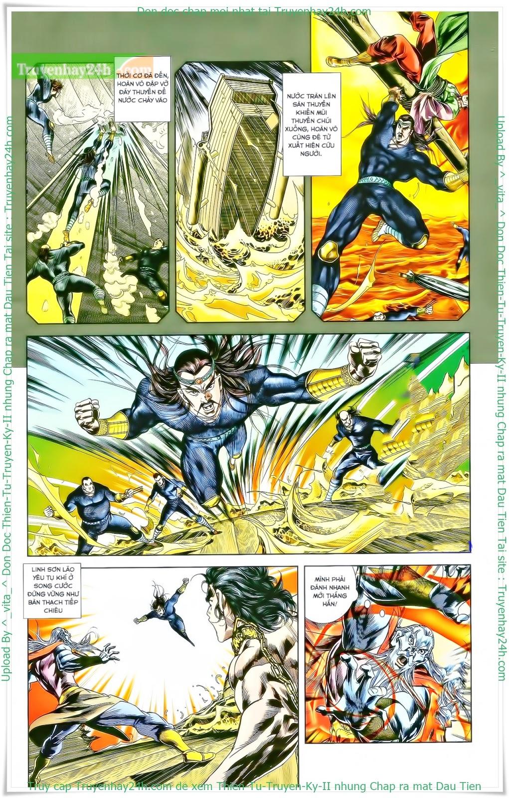 Tần Vương Doanh Chính chapter 27 trang 16