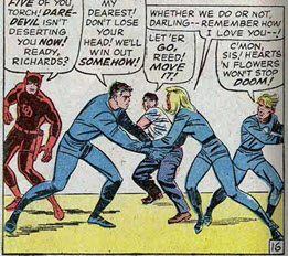 Fantastic Four 39 Lee Kirby