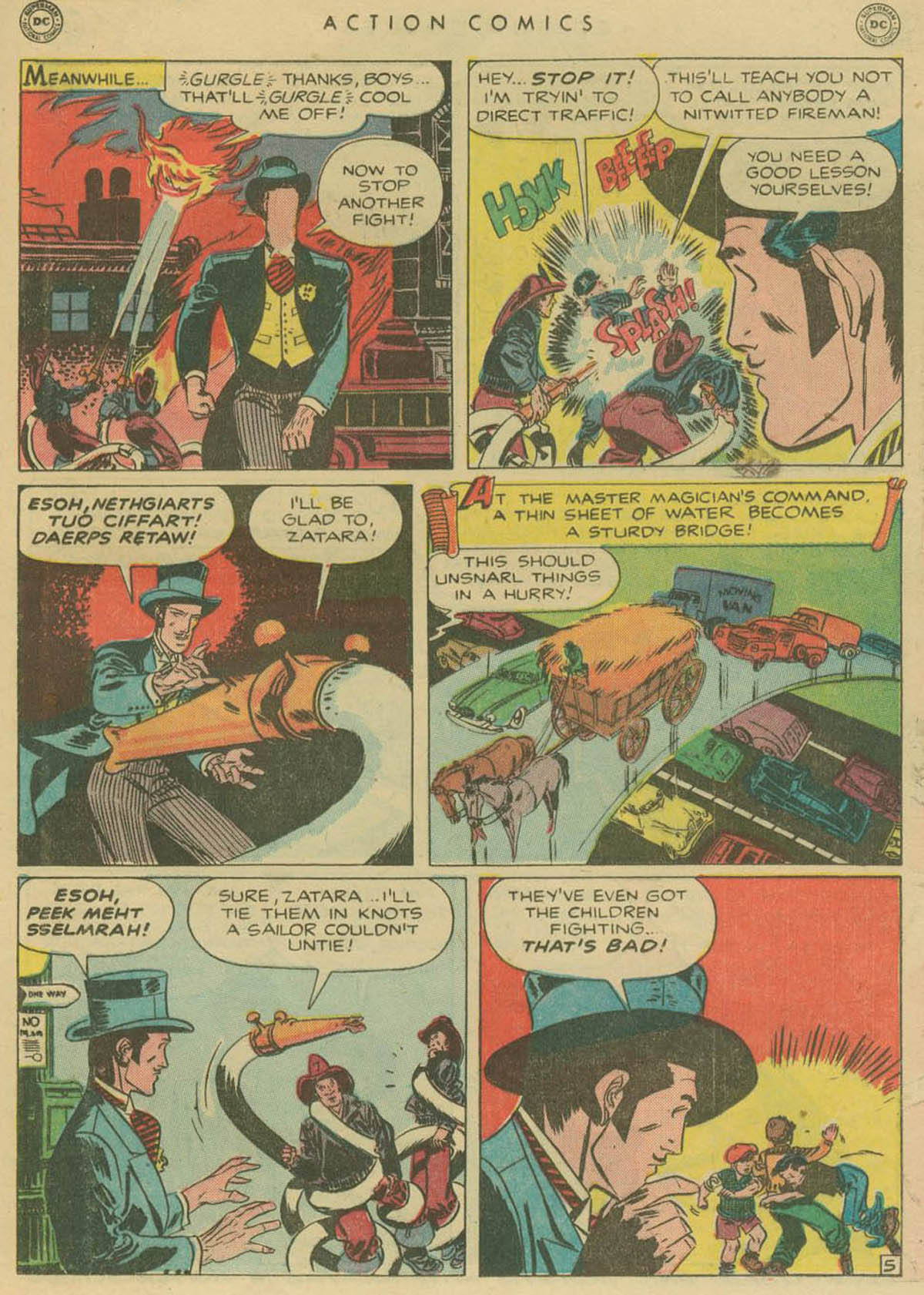 Read online Action Comics (1938) comic -  Issue #141 - 36