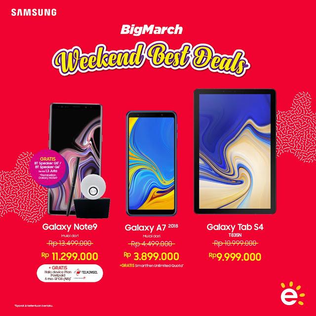 #Erafone - #Promo #Katalog Weekend Best Deals Periode 08 - 10 Maret 2019