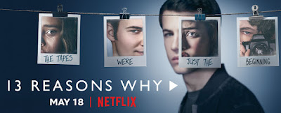 13 Reasons Why Season 2 Banner Poster