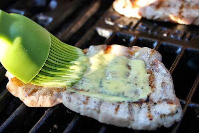 Honey Mustard Grilled Pork