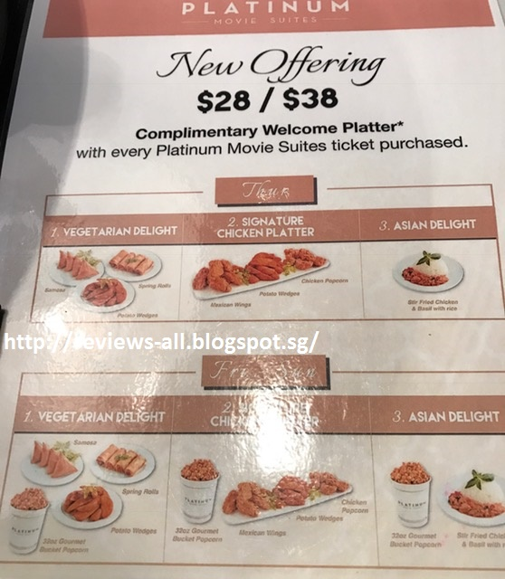 We Ll Tell You A W Couple S Blog Cathay Cineleisure Orchard Free Food Platter For Platinum Movie Suites