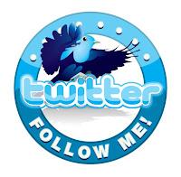 logo twitter unik