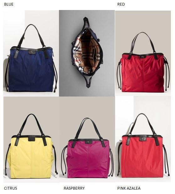 636286e8cd66 Burberry Nylon Tote Bags - Tote Bags