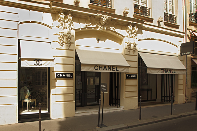 Onde comprar vestidos de festa em paris na fran a dicas for Chanel locations in paris