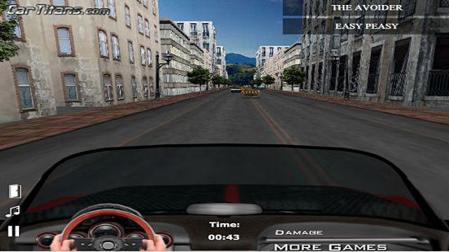 3D Classic Racing - Image du Jeu