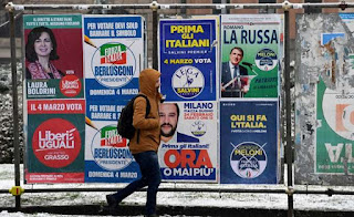 Italian right looks to head future government