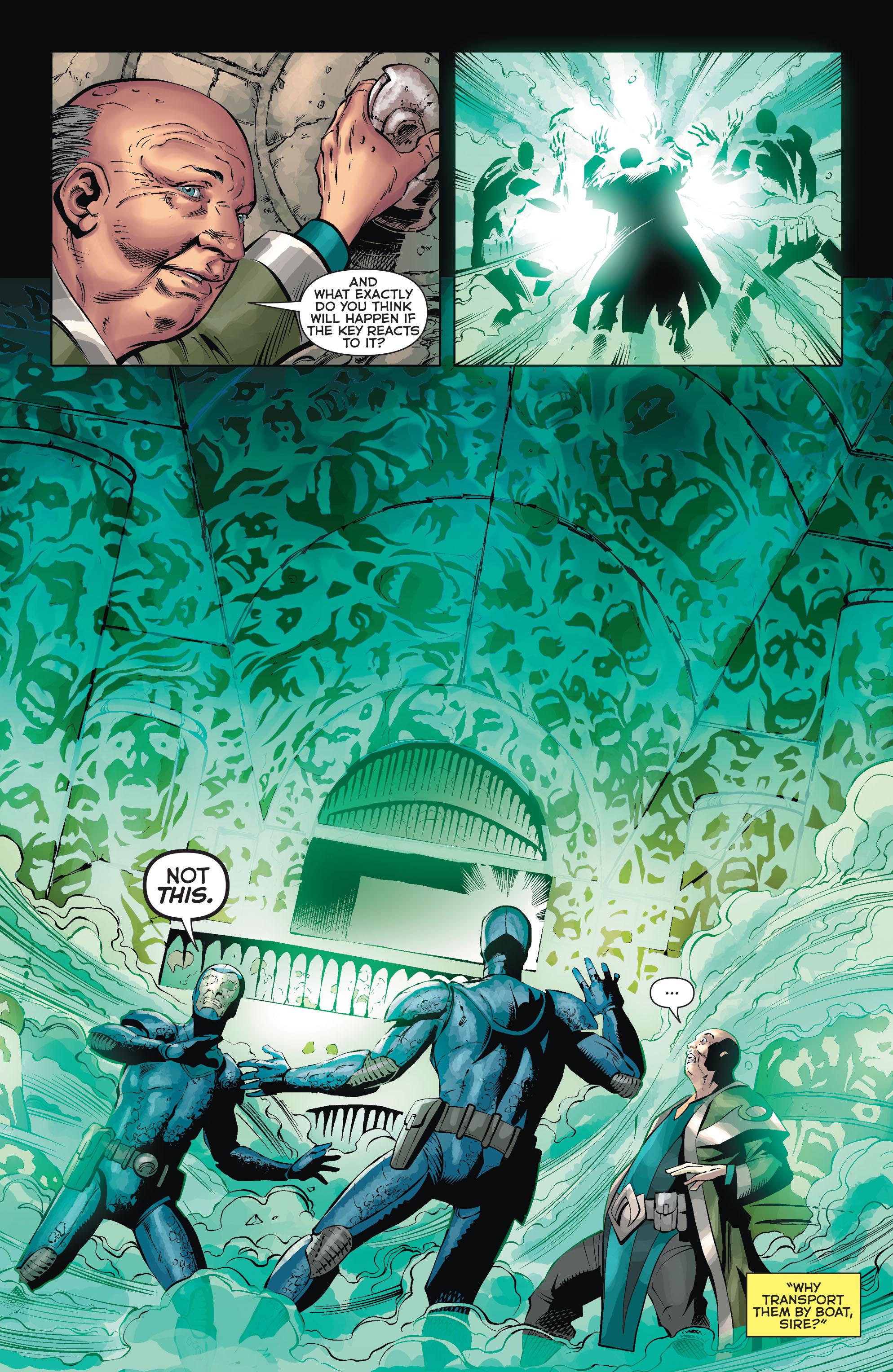 Read online Aquaman (2011) comic -  Issue #35 - 16