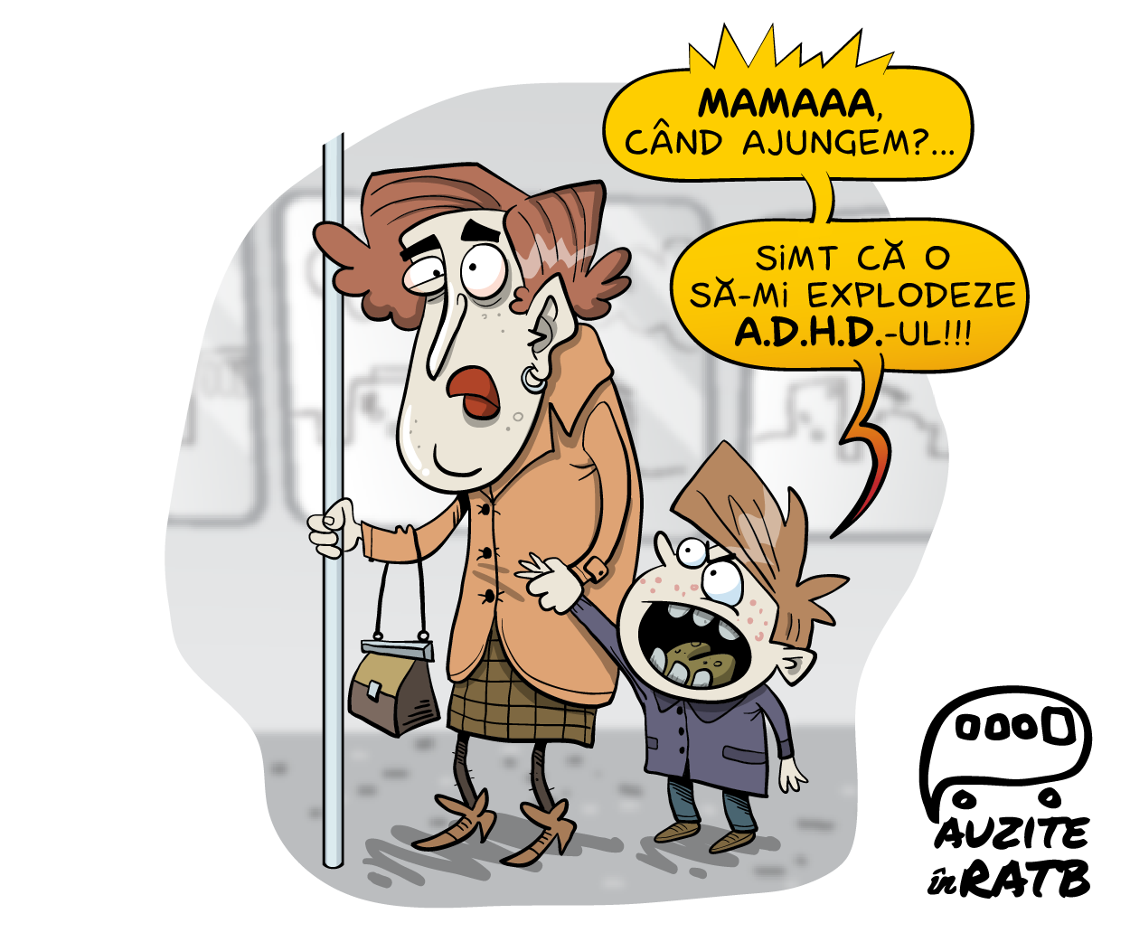 webcomic: Auzite in RATB