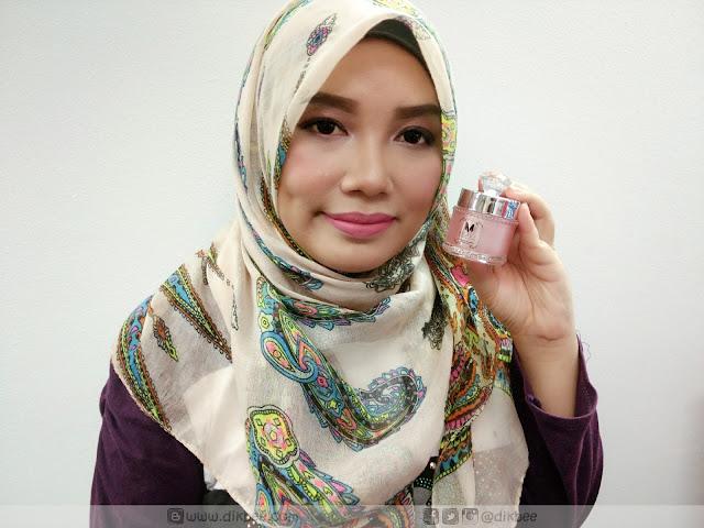 Jatuh cinta dengan produk Merve Cosmetic