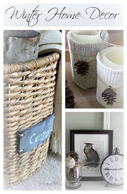 winter home decor