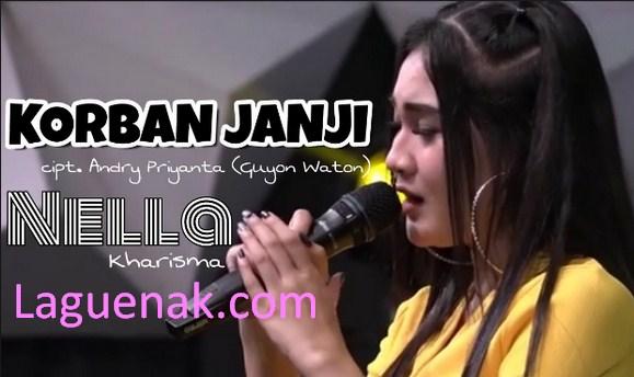 Download Lagu Korban Janji mp3 Nella Kharisma Feat Guyon Waton