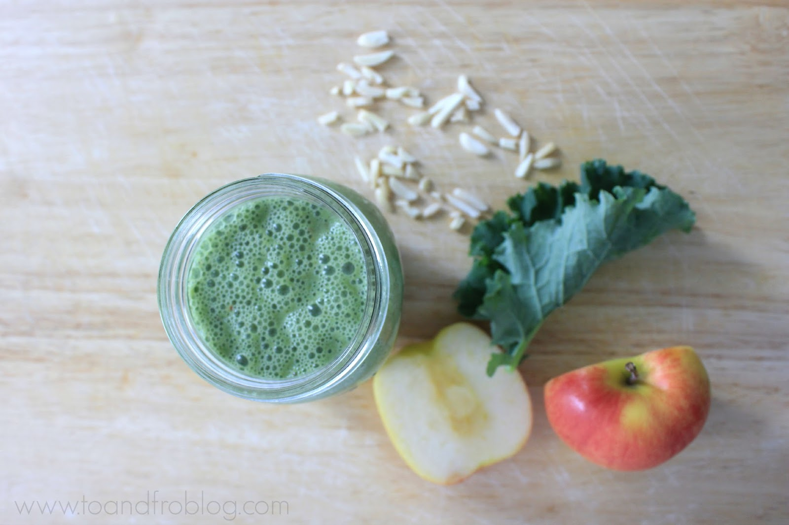 Kale Nut Smoothie Recipe