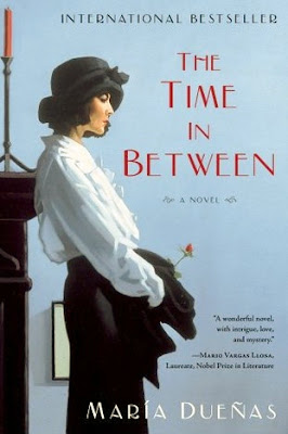 The time in between - book review