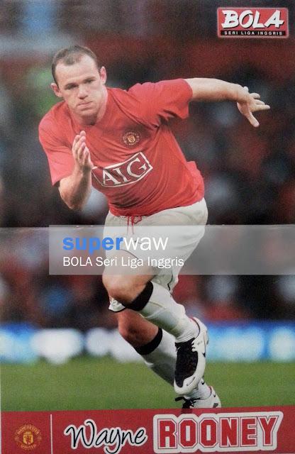 Wayne Rooney (Manchester United 2008)