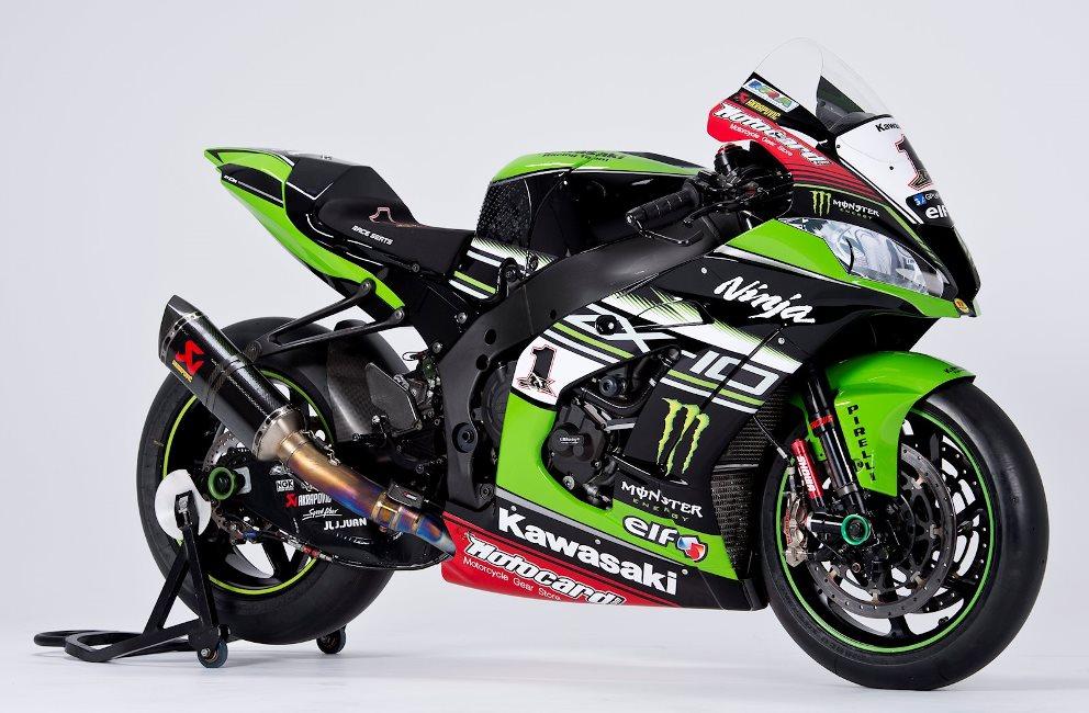 WSBK 2016 : Kawasaki Racing Team mengalami kemajuan pesat semenjak kehadiran Ninja ZX-10R 2016 ?
