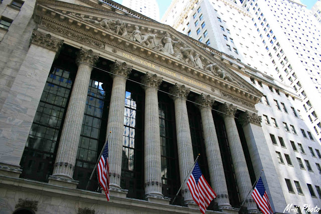 My Travel Background : Une semaine à New York : New York Stock Exchange