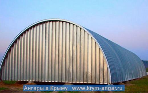 Купить ангар в Крыму