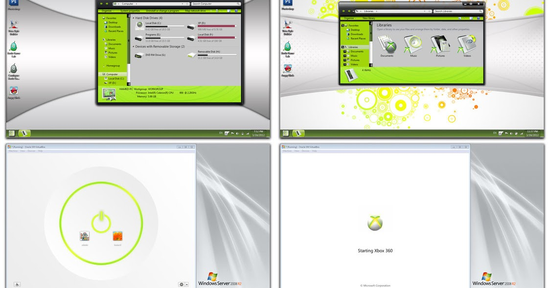 Download Skin Pack Keren Untuk Windows 7 64 Bit