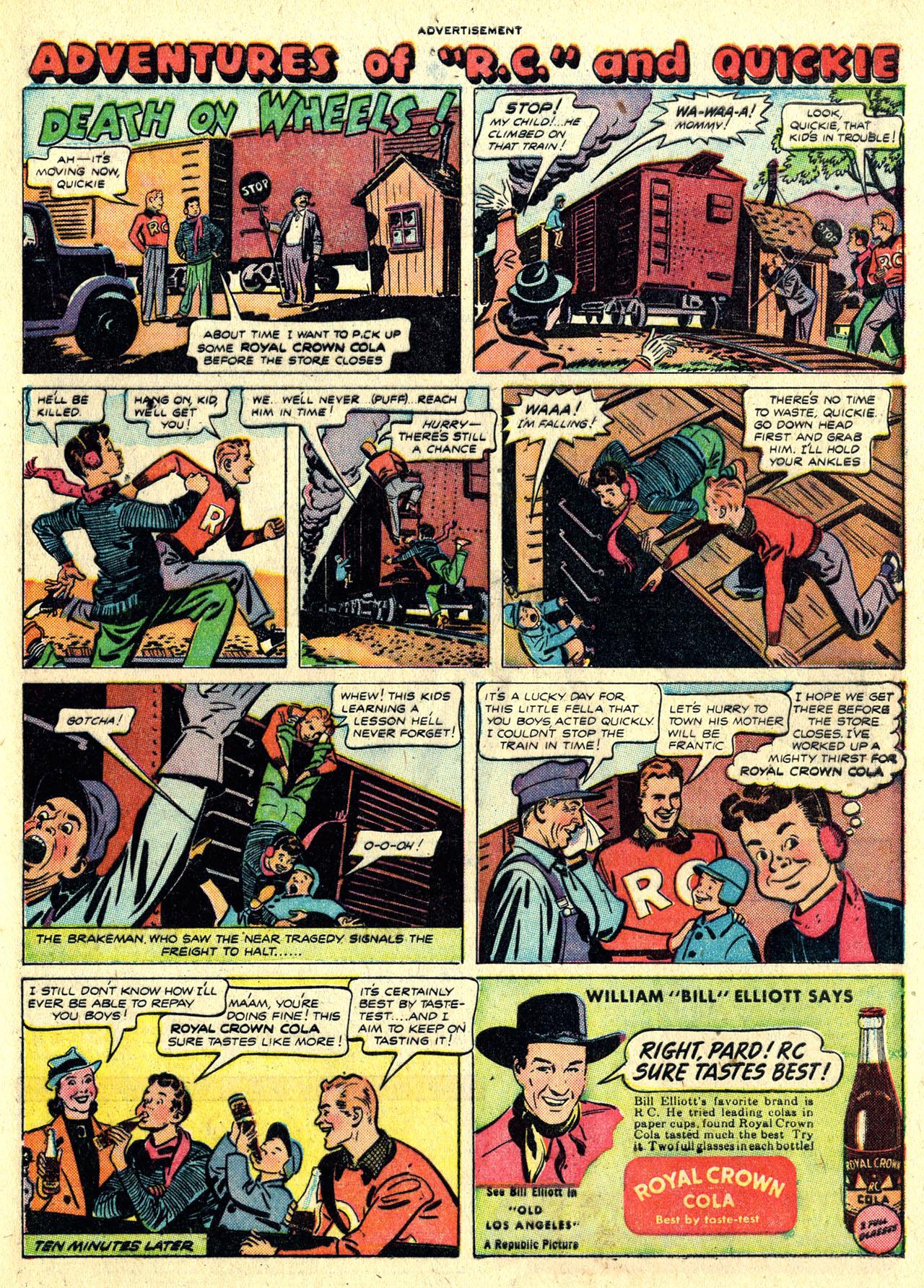 Read online Detective Comics (1937) comic -  Issue #133 - 49