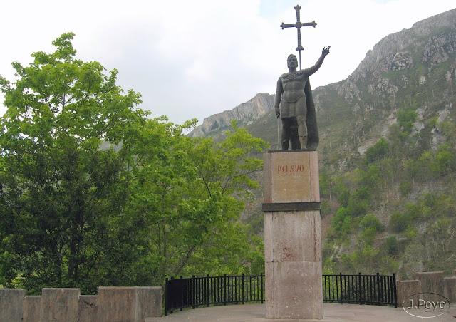 Covadonga. Pelayo