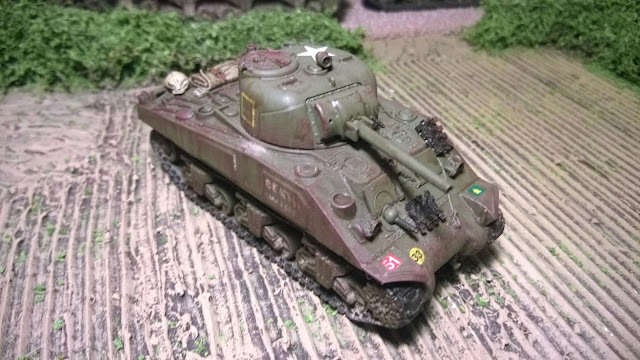 canadian 4th division sherman markings bolt action normandy