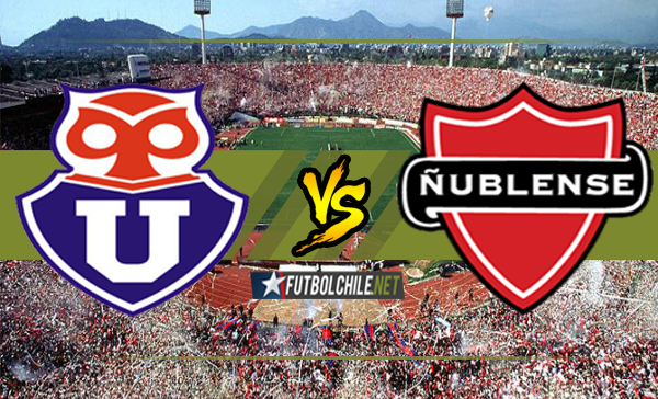 Universidad de Chile vs Ñublense