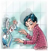 قصص قبل النوم|قصة فرشاة الأسنان للاطفال