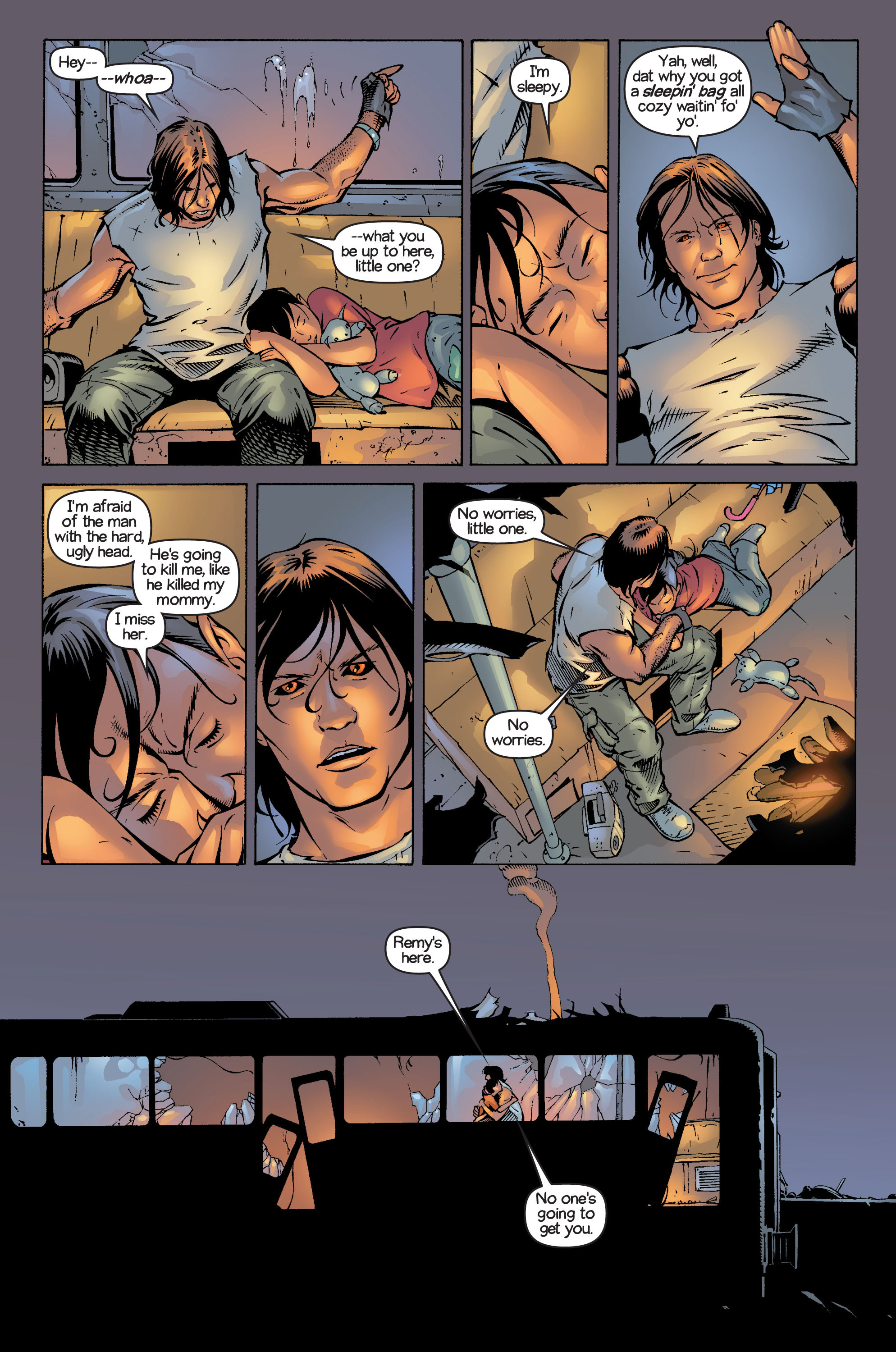 Read online Ultimate X-Men comic -  Issue #13 - 24