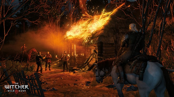 The Witcher 3 Wild Hunt PC Game GOG Full Crack Version 3DM
