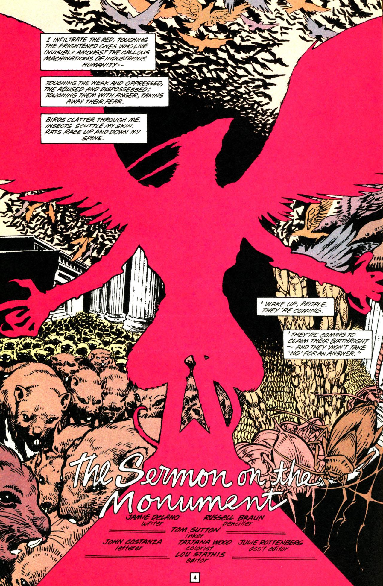 Read online Animal Man (1988) comic -  Issue #71 - 5