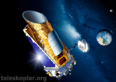 kepler uzay teleskobu nedir
