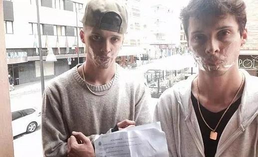La Ley Mordaza llega al rap: imputan a dos raperos granadinos por injurias a la policía
