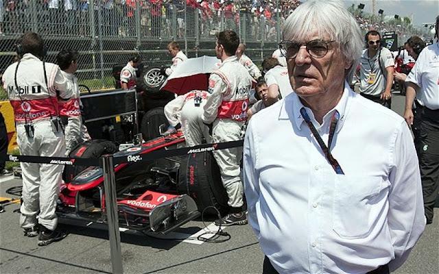 Ecclestone anticipa que CVC venderá la F1
