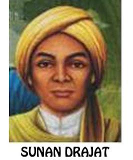 Sunan Drajat or Syarifudin