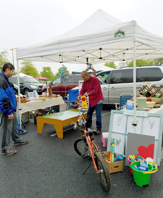 germantown historic society flea market vendor