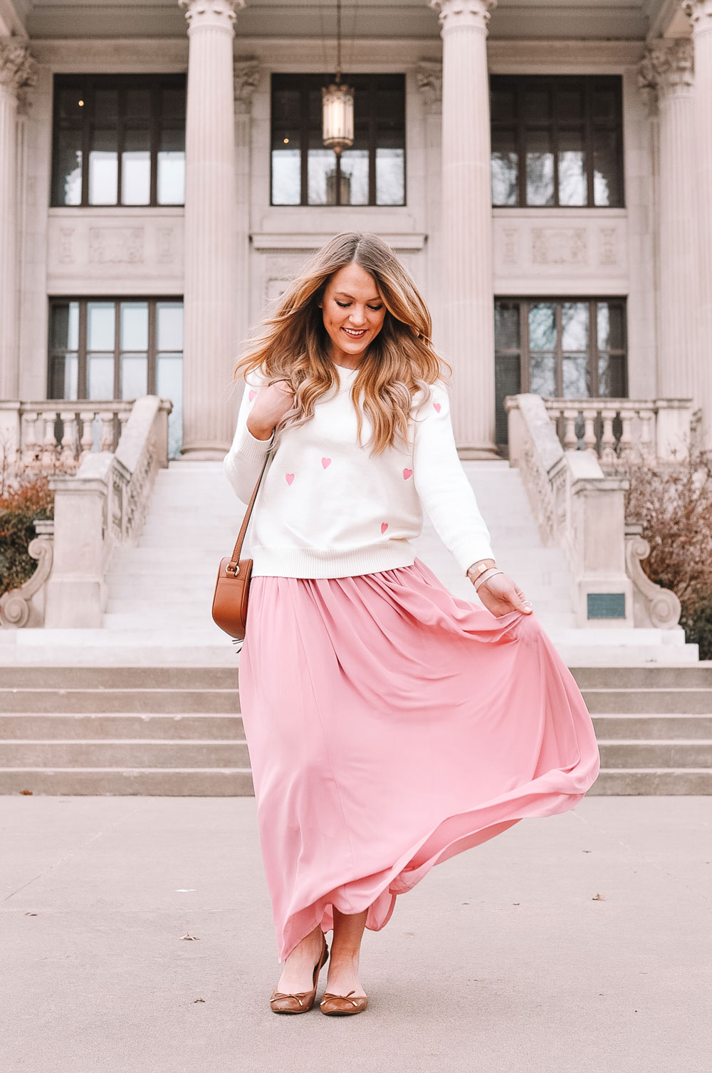 Oklahoma City blogger Amanda Martin wearing Chicwish's Valentine's Day collection